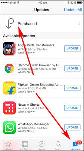 How to Hide Purchased Apps iPhone iPad in iOS 8