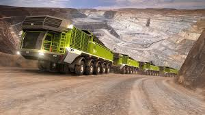 2 ETF MT-240 Mining Truck HD Wallpapers | Background Images ...