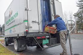 100 Truck Stop Loads Chris Castles From Corinth Vt Loads Up The Willing Hands Truck At