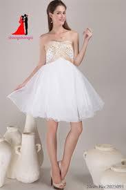 online get cheap gold sequin homecoming dresses aliexpress com