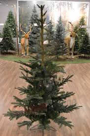 Balsam Christmas Trees Uk by 6ft 180cm Natural Look Green Nobilis Fir Christmas Tree Cheaper