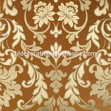 Golden Leaves Wallpaper Gold Leaf Wallpaper Wallpaper Leaf Design