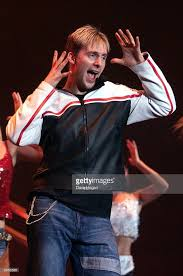 British Pop Star Ian H Watkins Of The Group Steps Performs On Stage For Their Gold Greatest Hits Show At Wembley Arena December 22 20