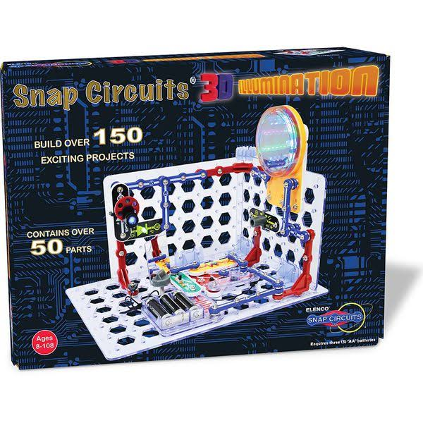 Snap Circuits Snap Circuits 3D Illumination Set