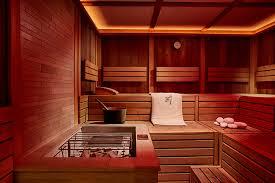 sauna hammam at rodos park s luxury wellness spa