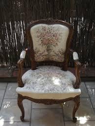 relooking fauteuil louis xv fauteuil cabriolet louis xv patine deco