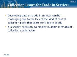 us bureau of economic analysis enhancing u s statistics on trade in services borga u s