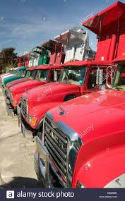 Bright Red Mack Dump Trucks Line The Road In A Row In Maine Near ... Mack Ch613 Dump Trucks For Sale Mylittsalesmancom Mack Dump Trucks For Sale Granite Dump Truck Youtube File1987 In Montreal Canadajpg Wikimedia Commons Titan Truck Pinterest Pictures Of And Of Truck Triaxles 1988 Supliner Rw 713 In Delaware Used On Buyllsearch Pin By Tim On Model Trucks B 81 Holmdel Nurseries Nj Press Flickr Mru Port Authority Nynj Chris
