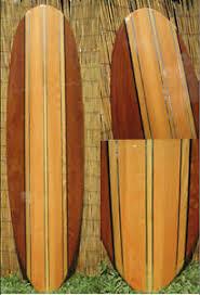 Decorative Surfboard Wall Art by Buy Decorative Wood Surfboard Wall Art By Tiki Soul With Epoxy