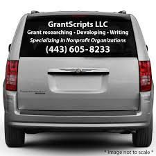 100 Custom Window Decals For Trucks GrantScripts LLC 4436058233 StickerTitanscom 470