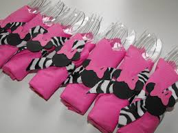 Baby Minnie Mouse Baby Shower Theme by Zebra Print Party Supplies For Baby Shower Il 570xn 414703888 N875