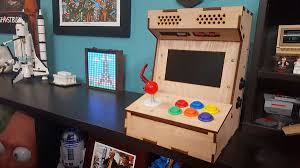 tested builds diy arcade cabinet kit part 1 tested