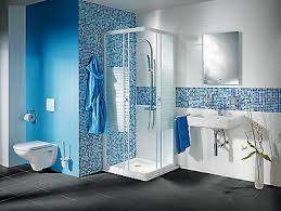 mosaik fliesen mix hellblau blau glasmosaik mit effekt spots wand 52 0402 b ebay