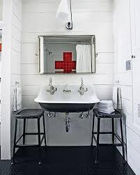 33 Industrial Bathroom Sink DA Concrete Sink And Custom Vanity