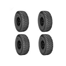 100 Mud Terrain Truck Tires New TOYO LT31570R17 125Q For Light And SUV