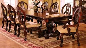 furniture personable original brandt dark cherry wood dining