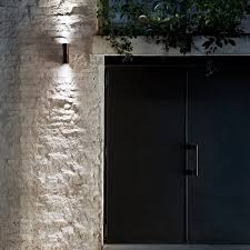 clessidra outdoor wall l by flos