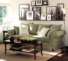 Green Living Room Decor Unique Wall Pictures For Impressive Family Decorating Ideas Sage Couch With Bamboo Rug Modern