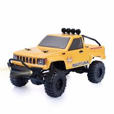 100 4x4 Rc Truck RGT Crawlers 124 Scale 4wd Off Road Car Mini Monster
