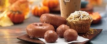 Pumpkin Spice Latte Dunkin Donuts Ingredients by Dunkin U0027 Donuts U0027 Fall Menu Delivers New Pumpkin Spice Treats And