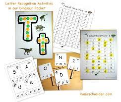 Alphabet Activities For Preschoolers Preschool Pinterest