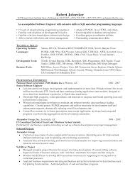 Cover Letter For Software Developer 2 Year Experience Engineer Example It