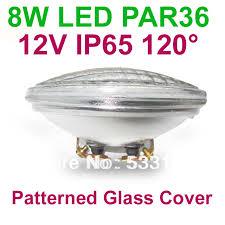 12v led landscape lighting bulb par36 led bulb 8w par light 60pcs
