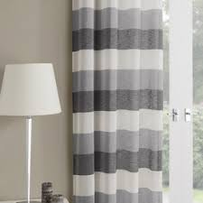 grey striped curtains affordable curtains available terrys fabrics
