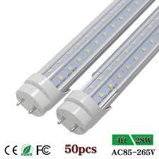 4ft led light t8 v shaped 270 degree 1200mm 4 ft led