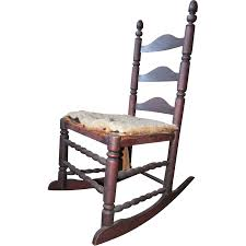 Antique Country Rocking Chair, Primitive, Similar To Shaker ... Bentwood Rocking Chair Chairs Arm Nursing Wegner J16 Rocking Chair Build With A Plan Shaker Childs Doing Vintage Childrens Fniture Style Black W Pink Flowers Rattan Straw Seat No Damage 1960s Or Earlier Watsons Relax Solid Wood Traditional Single Adult White 10 Best Chairs The Ipdent Shaker Value Buildactiveco Antique Spindle Back Pressed Leather Seat Comparing Styles Polywood Blog Easton Ding Amazoncom Qi Peng Baby Shake Bed