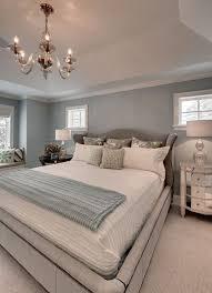 hellblau wandfarbe schlafzimmer polsterbett ausziehbett