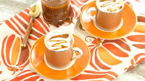 Panera Pumpkin Spice Latte Calories by Make Starbucks Style Pumpkin Spice Latte U2014 With Real Pumpkin