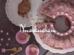 castlemaker food lifestyle magazin einfacher nusskuchen