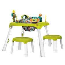 6 Best Baby Exersaucers (Jan. 2020) – Reviews & Buying Guide Authentic Carolina Rocking Jfk Chair Pp Co Great Cdition Evenflo Journeylite Travel System In Zoo Friends Baby Kids My Quick Buy For Visitors Shop Evenflo Vill4 4 In 1 Playard Grey Online Riyadh Quatore High With Recling Seat Baby Standing Activity Table Bp Carl Mulfunctional Shopee Singapore 14 Newmom Musthaves No One Tells You About Symphony Convertible Car Porter Online At Graco Contempo Pears Exsaucer Jumperoo And Learn Activity Centre Safari