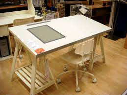 Ikea Desk With Hutch by Furniture Attractive Drafting Table Ikea For Study Room Furniture