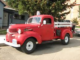 100 Old Fire Truck For Sale Down On The Two Mile High Street 1947 Dodge The