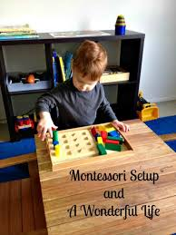 Plan Your Montessori Inspired Homeschool Routine