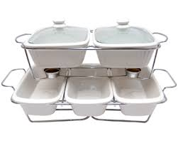 Le Chef Baking Chafing Dish Set