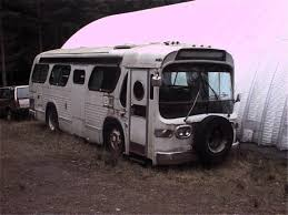 1973 GMC Bus | John Lussmyer