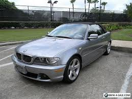 2004 BMW 3 Series Base Convertible 2 Door for Sale in United States