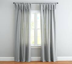 No Drill Curtain Rod Brackets by Curtains Amazon Uk Home Tie Top Curtain U2013 Muarju