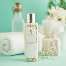 Bhringraj Silken Strength Shampoo At Qtrove