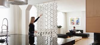 Sound Dampening Curtains Diy by Sliding Soundproof Wall Divider Panels Movable Walls Pinterest