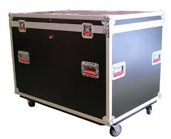 Truck Pack Trunk W/ Casters - 45