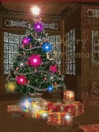 Merry Christmas Tree GIF
