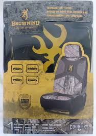 100 Browning Truck Seat Covers BSC7009 Mossy Oak Breakup Lifestyle Lowback