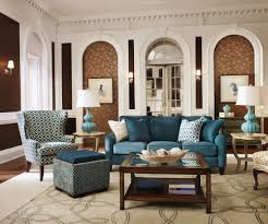 Teal Sofa Living Room Ideas by Color Combination With Teal Living Room Cream Fabric Sofa And