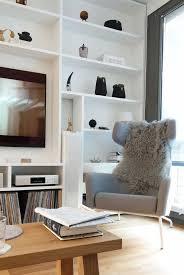 ideen für die tv wand und fernsehzimmer
