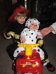 Moments With The Mays: A Fireman & His Dalmatian