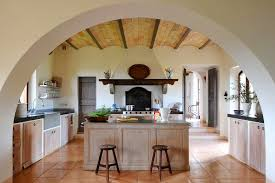 Old Italian Kitchens Rustic Farmhouse